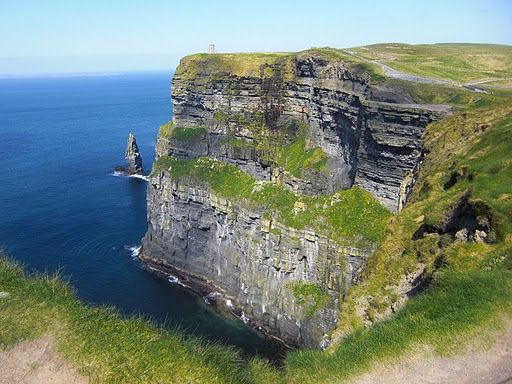 De cliffs of Moher